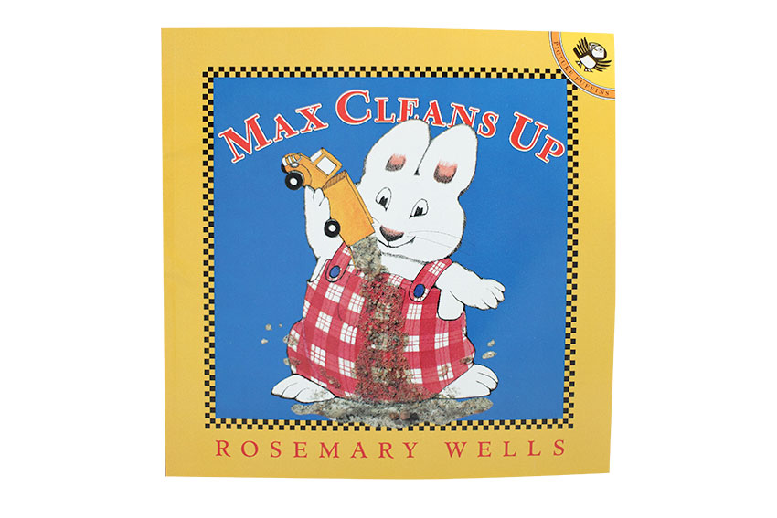 max cleans up